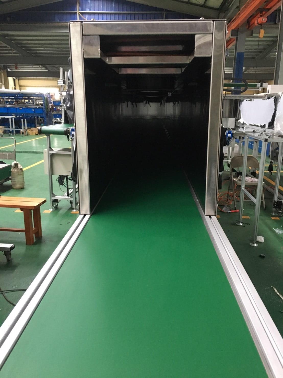 Whole plant planning - Lichen Conveyor Equipment Co., Ltd.