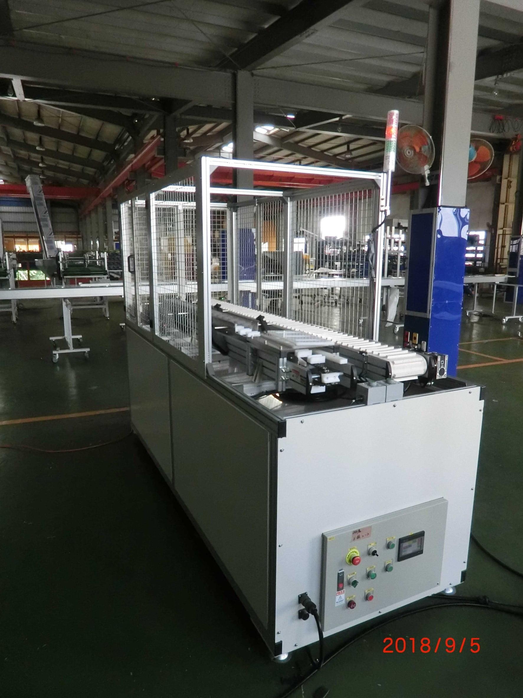 Aluminum extruded chain flat conveyor & special belt flat conveyor - Lichen Conveyor Equipment Co., Ltd.