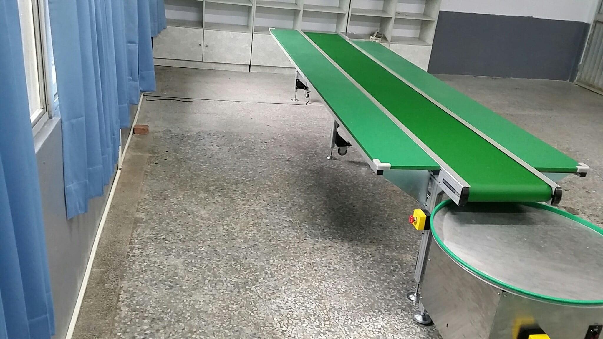 Belt working conveyor-lichen conveyor equipment company