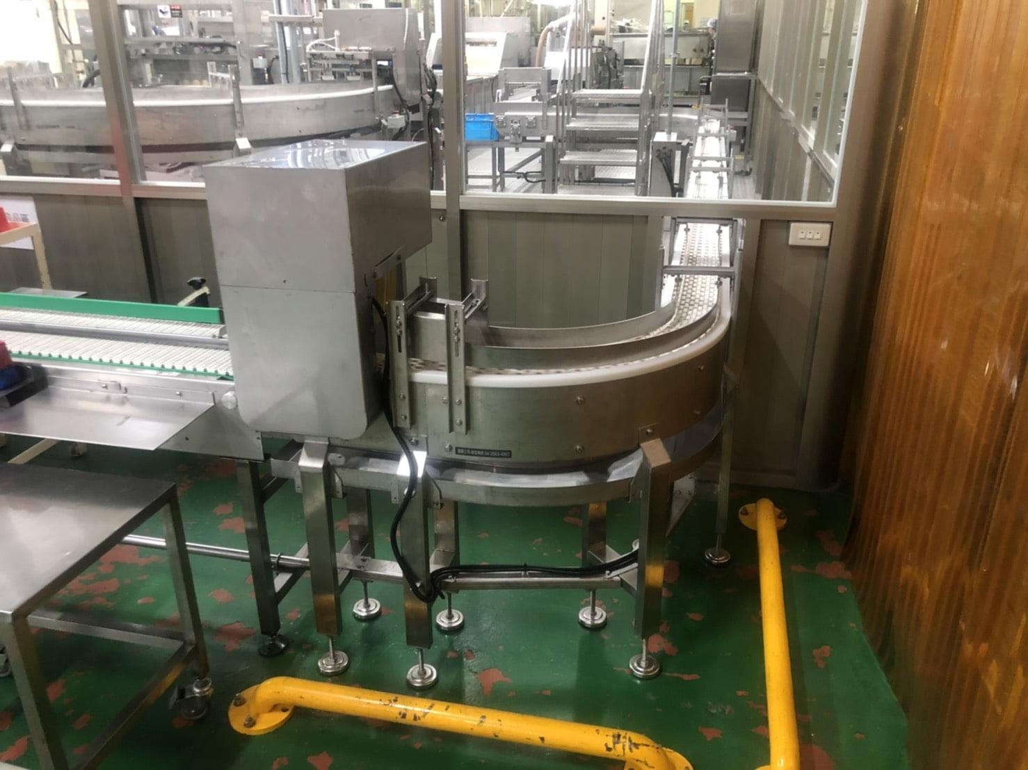 Automatic food cooling conveyor production line-Lichen Conveyor Equipment Co., Ltd.