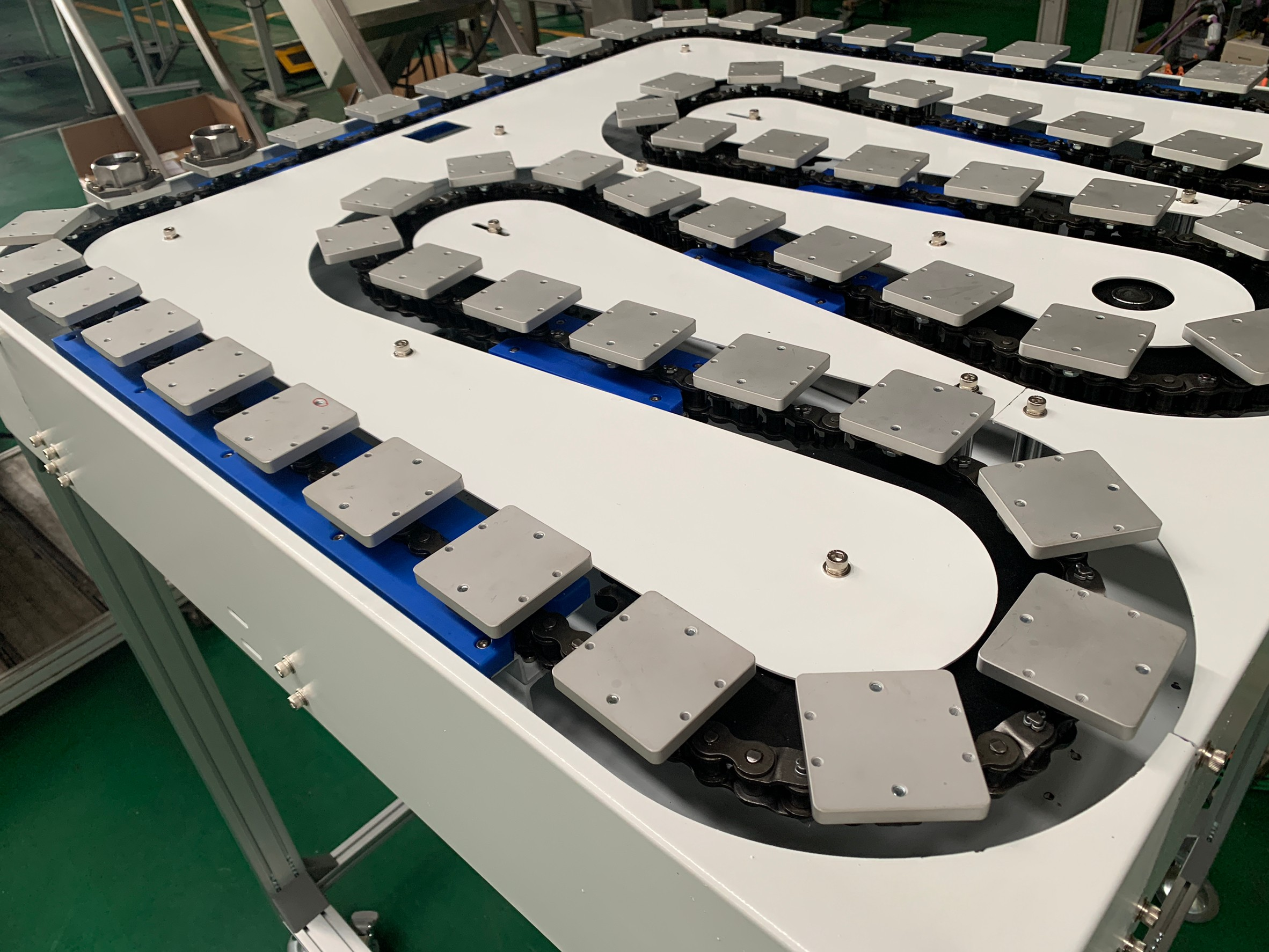 Chain rotary conveyor -Lichen Conveyor Automatic Equipment Co., Ltd.