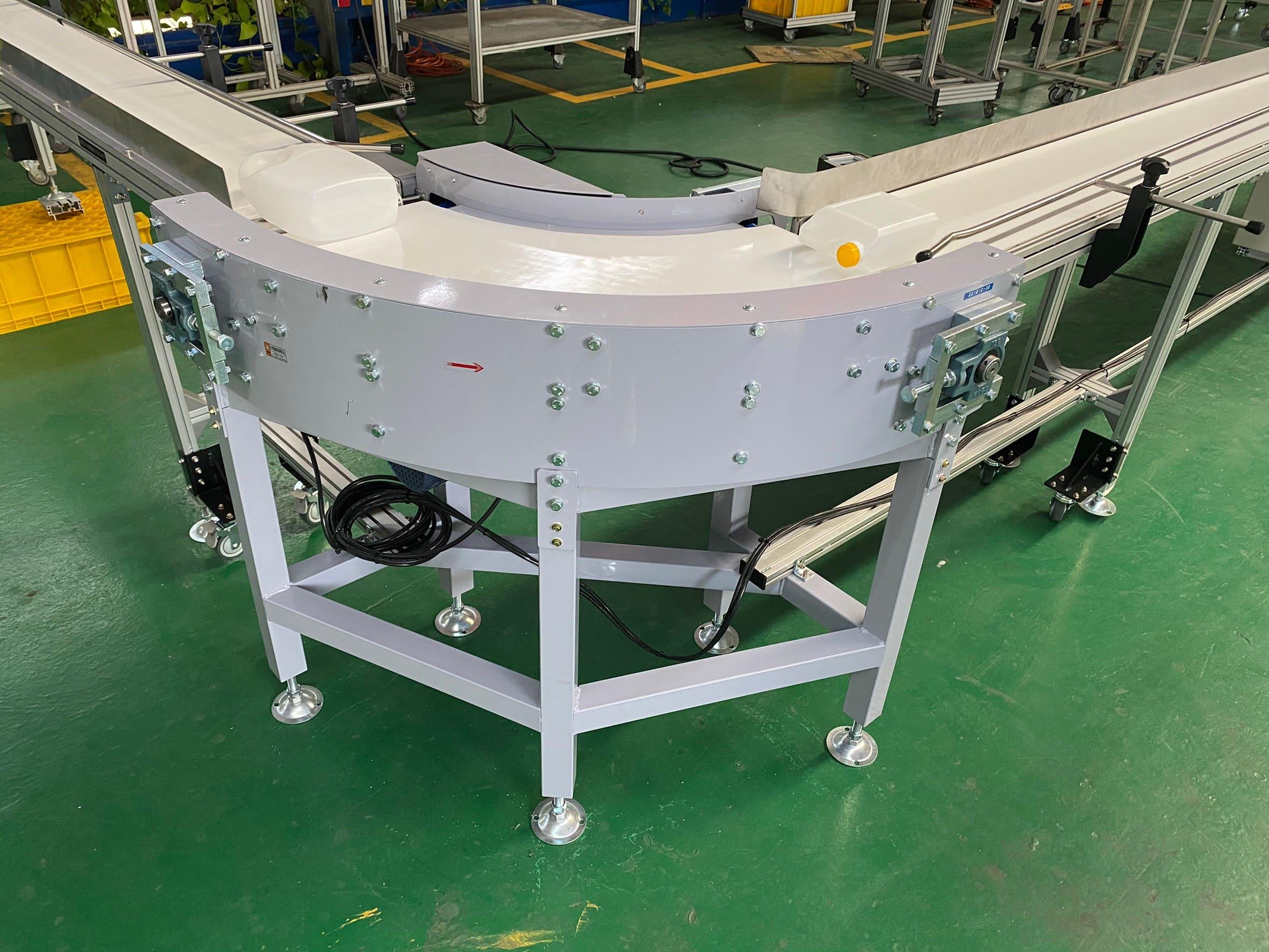 the type of steel plate roller conveyor belt--Lichen Conveyor Automatic Equipment Co., Ltd.