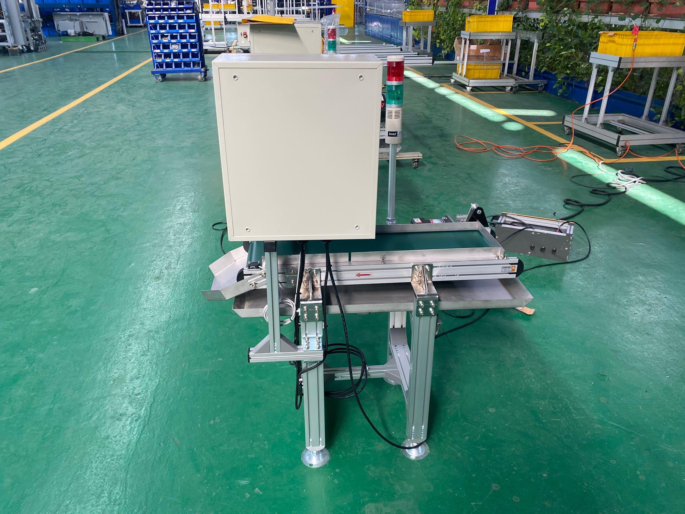 Aluminum extrusion belt flat conveyor -Lichen Conveyor Automatic Equipment Co., Ltd.