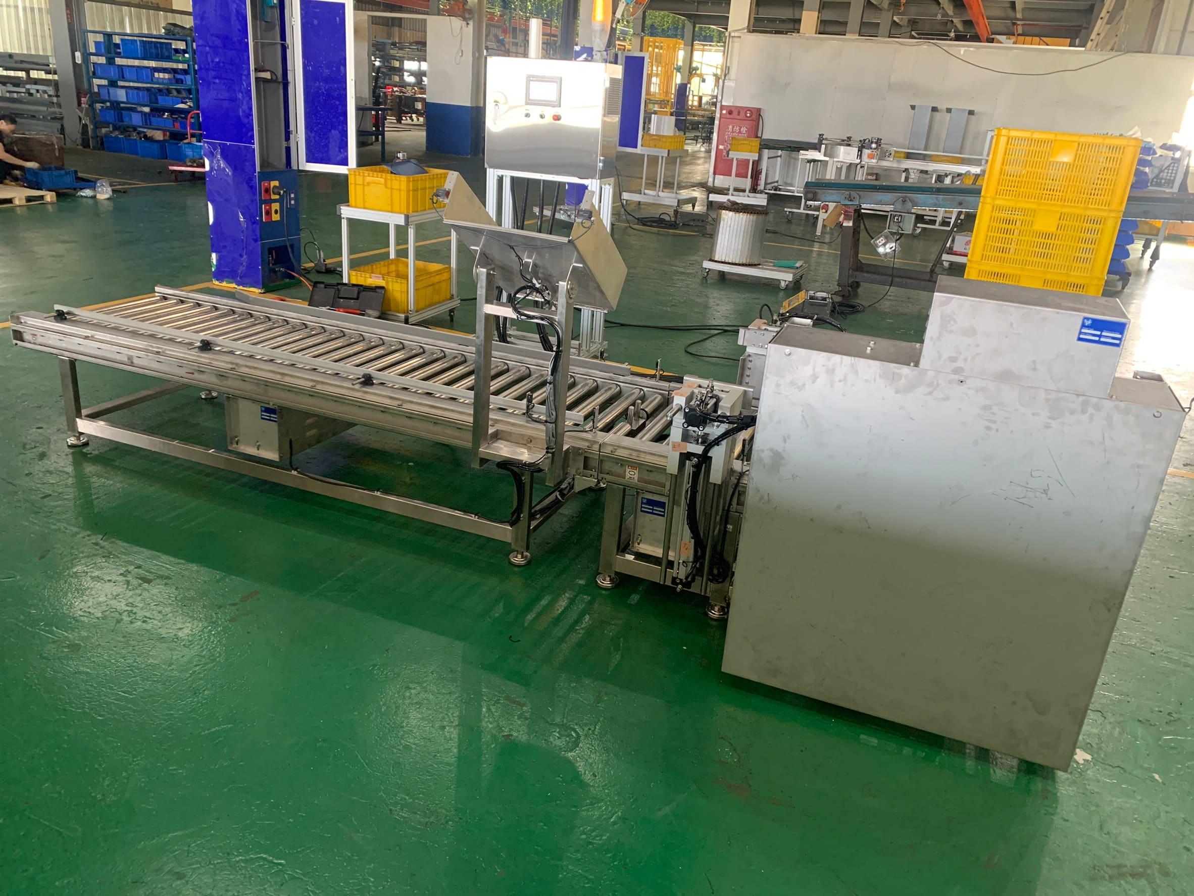 Stainless powered roller conveyor-Lichen Conveyor Automatic Equipment Co., Ltd.
