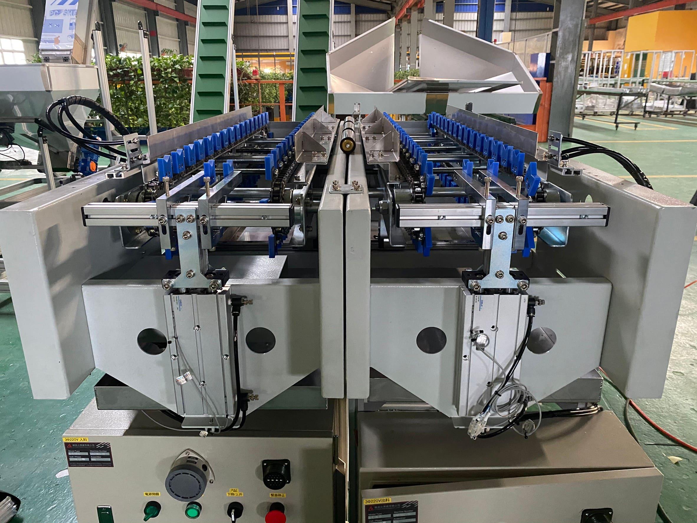 Double chain fixture conveyor -Lichen Conveyor Automatic Equipment Co., Ltd.