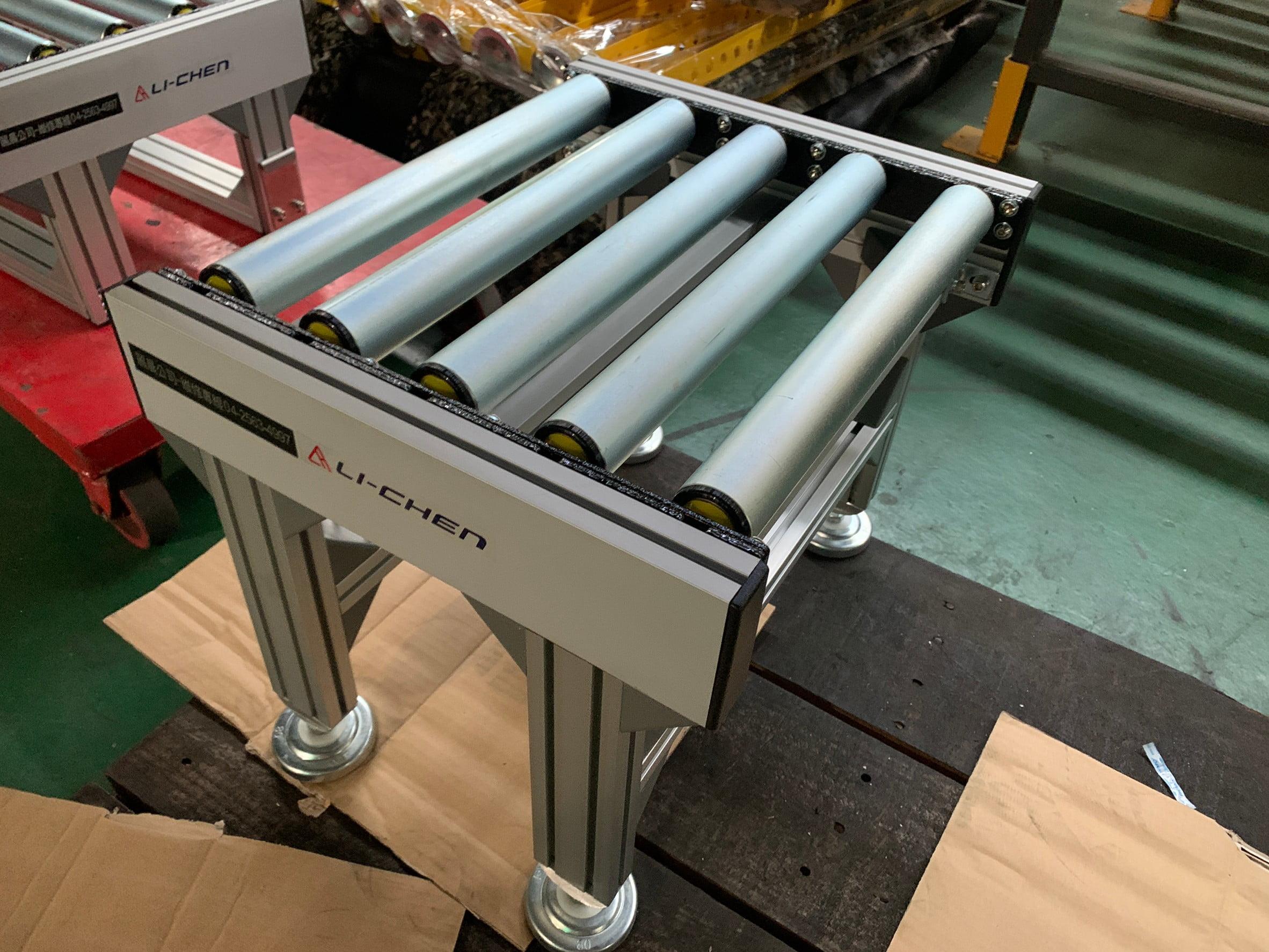 Unpowered roller table -Lichen Conveyor Automatic Equipment Co., Ltd.