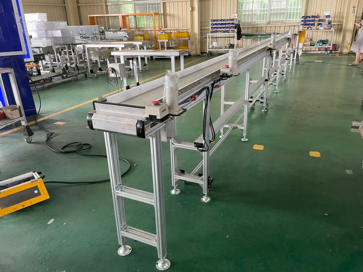 Assembly line conveyor -Lichen Conveyor Automatic Equipment Co., Ltd.