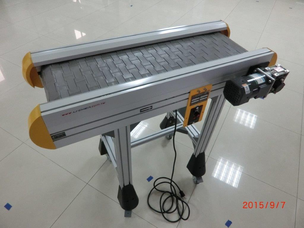 Aluminum Plastic Band Conveyor
