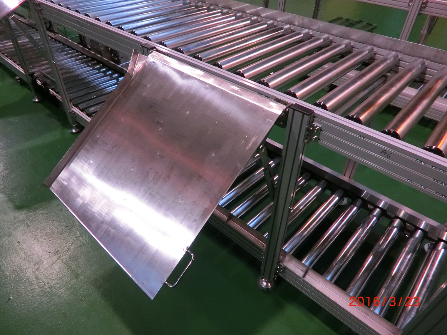 Non-Powered Roller Conveyor & Multi Power Roller Conveyor
