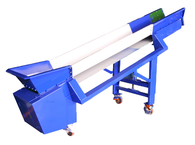 Steel Frame Incline Conveyors