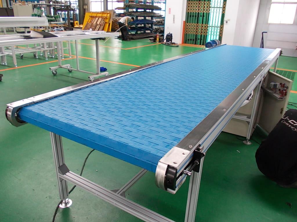 Chain Drive Flat Conveyors Li Chen Co